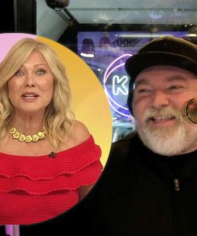 Kyle Asks Kerri-Anne Kennerly The Most Inappropriate Question EVER And Her Answer Is Hilarious!