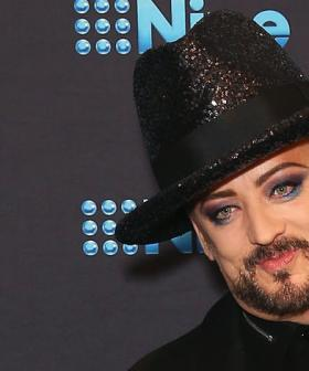 Boy George Reveals The Reason Behind His Departure From Aussie TV