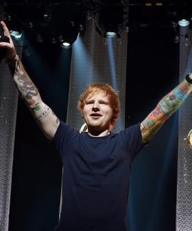 Ed Sheeran Gave The World An Amazing Christmas Present Overnight