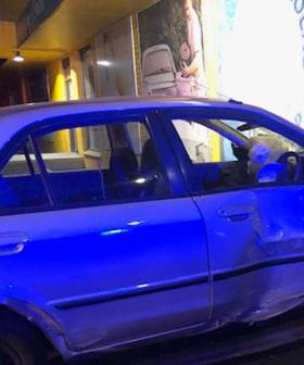 Police Trying To Track Down Driver Who Crashed Into South Road Shop And Fled Scene