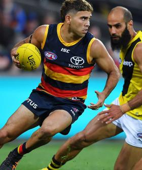 """Young Crow Tyson Stengle Stood Down From Club Immediately Following """"Off-Field Matter"""""""