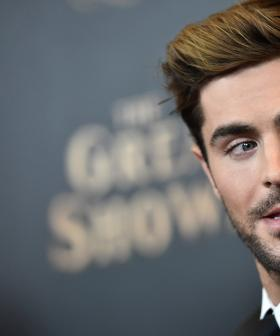 Zac Efron's Shocking New Hairstyle Choice Is Really Turning Heads