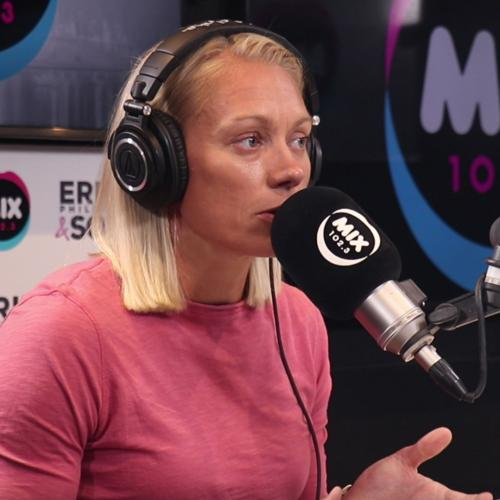 On Her First Day On Air, Erin Has A Heartfelt Message For Jodie