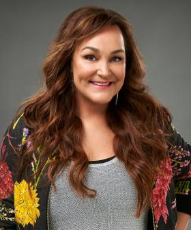 Kate Langbroek Responds To Will & Woody Stealing Stuff From Her Desk