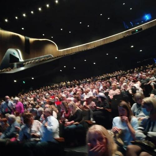 Photo Shared From Inside Sydney Human Nature Concert Sparks Outrage