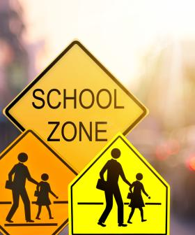 It's Back To School Time So Slow Down!