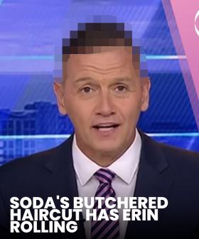 Soda's Butchered Haircut Has Erin Rolling