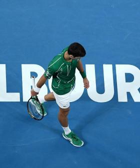 72 Australian Open Players Now In Lockdown Following Fifth Positive Test
