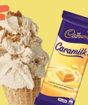 Gelatissimo's Starting The Year Right With A Caramilk x Hokey Pokey January Flavour!