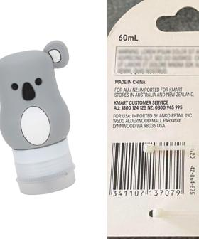 The Kmart Product's Warning Label Has Been Hilariously Deemed Absolutely USELESS!