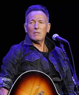 Bruce Springsteen Was Far Below Legal Limit During Drink Driving Arrest: Reports