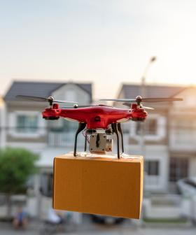 Adelaide Could Have Their Parcels Delivered By Drones As Amazon Office Opens In SA