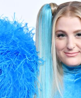 Meghan Trainor & Husband Welcome First Child, Riley