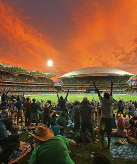 Adelaide Oval Increases Capacity to 75 Per Cent