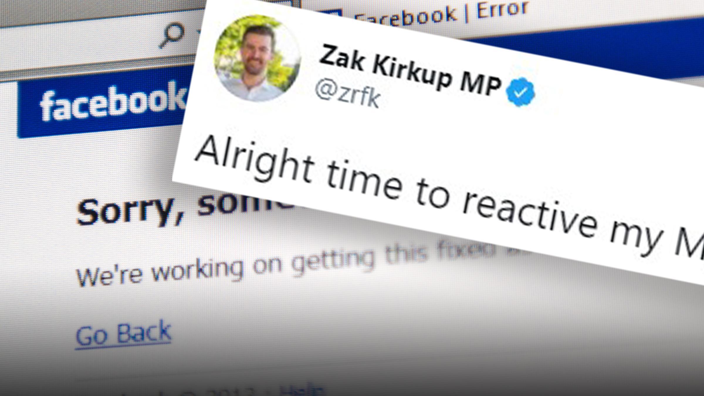 image for Zak Kirkup Considers Firing Up The Ol' MySpace As Bebo Set For Comeback
