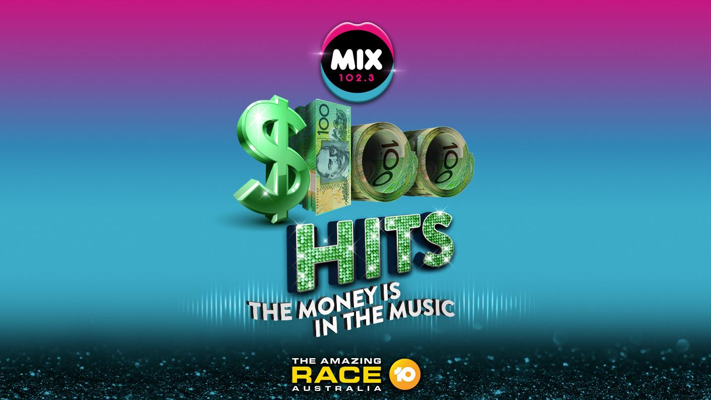 image for Mix102.3 $100 Hits