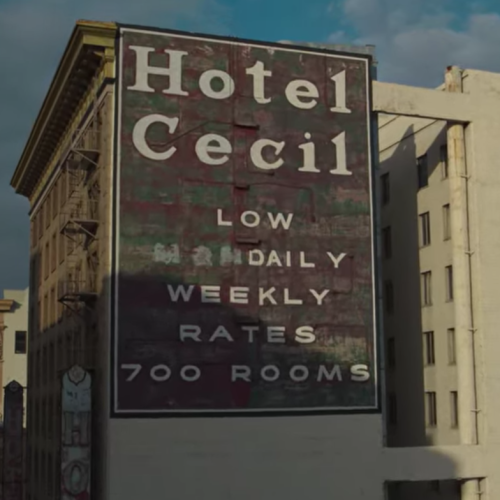 Reminder That Netflix's Hotel Cecil Documentary Dropped Last Night