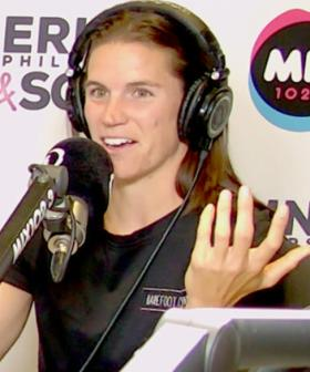 Crows AFLW Captain Chelsea Randall Hints At Some Big 'The Amazing Race' News...