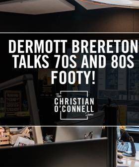 Dermott Brereton talks 70s and 80s Footy!