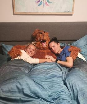 Erin Finally Gets Alf Back In Bed!