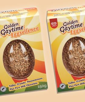 Uhmm... Forget The Popcorn, There's Going To Be A Golden Gaytime Easter Egg!