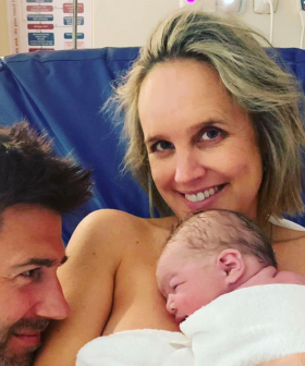 Kate Langbroek Is Keen To Try Out Monty Dimond's Placenta Capsules