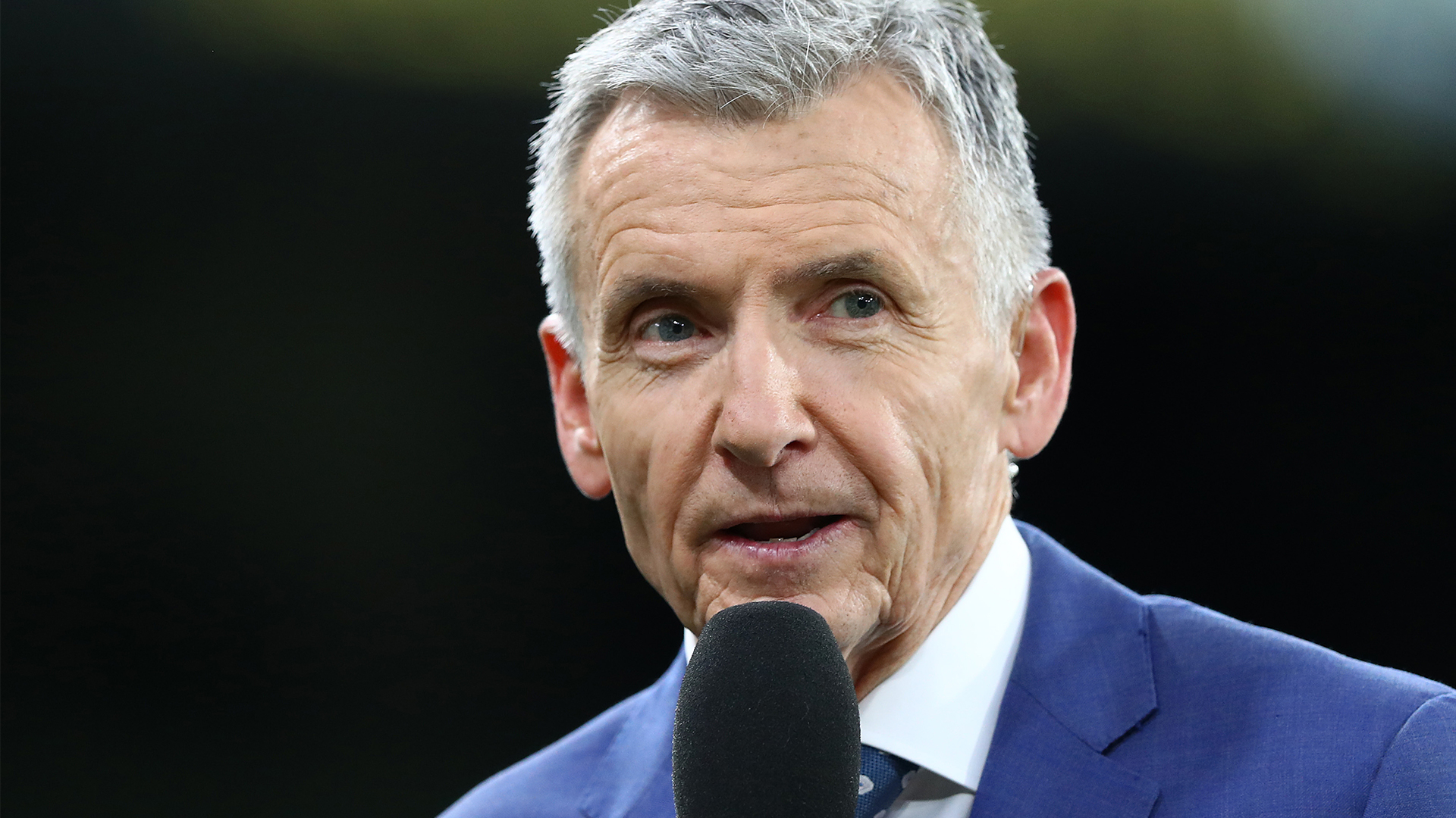 image for End Of An Era As Bruce Steps Away From Footy Commentating