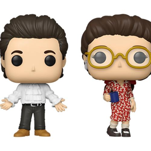 Funko Are Releasing 'Seinfeld' Pop Vinyl Figures And You're Going To Want Them All!