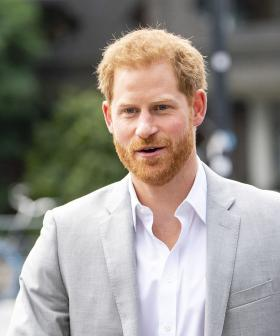 Prince Harry Has An Outrageous New Job Title