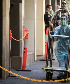 New System For Hotel Quarantine As International Flights Resume In Melbourne