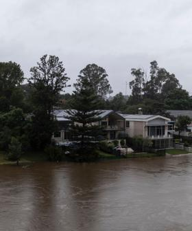 Erin & Soda Speak to Mike Byrne Who Is Currently Stuck In The NSW Floods