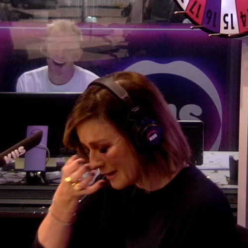 Kylie Gillies Bursts Into Tears As She's Pranked By Her Son