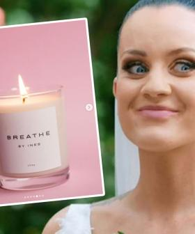 MAFS Star Ines Basic Has Started Her Own Charitable Candle Line & They're Actually Super Cute!