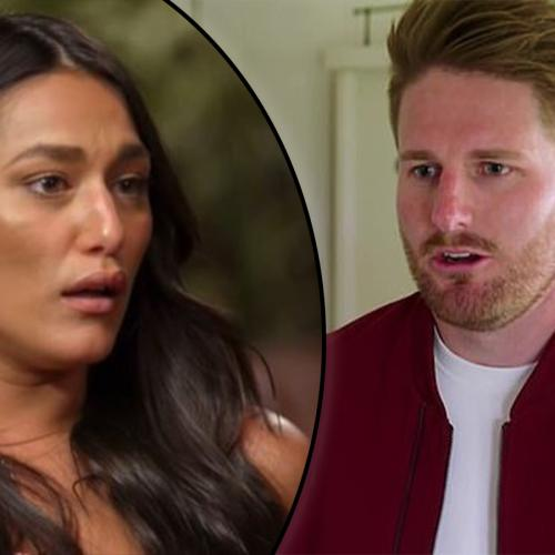 There's Proof That Dirty Dog Bryce May Have Hit Up Ex-MAFS Connie Crayden WHILST BEING ENGAGED