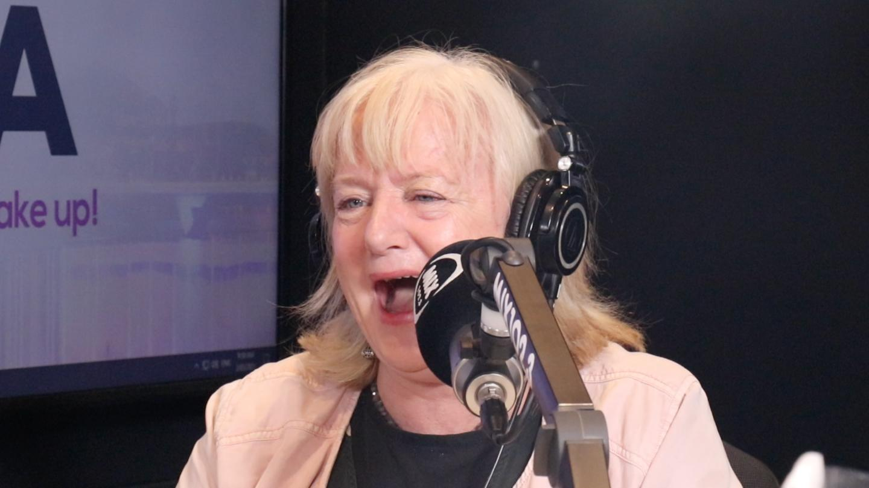 Denise Scott Roasts Soda On Air