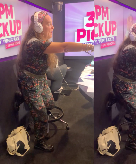 Kate Langbroek Almost Couldn't Make It To The Studio After Her New Workout