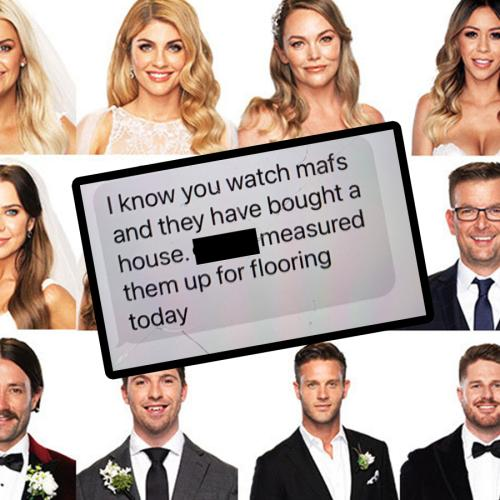 MAFS EXCLUSIVE: We Have Confirmed Proof This MAFS Couple Is Buying A House Together!