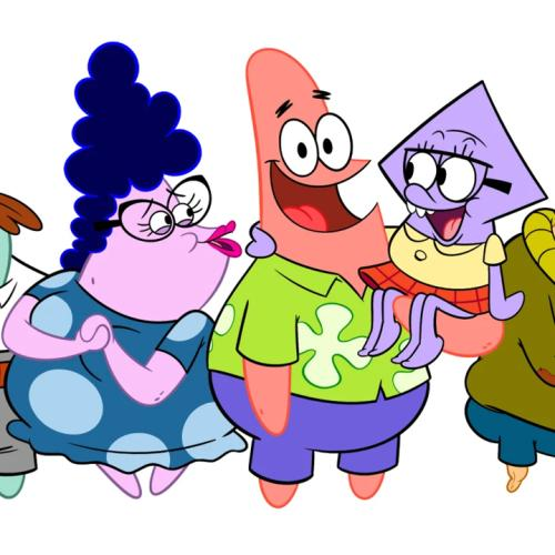 Patrick Star Is Getting A Late-Night Talk Show In SpongeBob Squarepants Spin-Off
