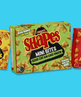 Arnott's Shapes Have Release Three New Flavours With A Twist