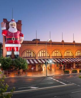 Has Adelaide's Giant Santa Had His Last Sleigh Ride?