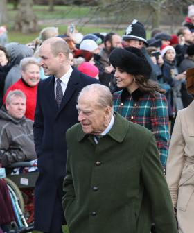 "Prince Harry & William Lead ""Cheeky"" Tributes To Their Grandfather Prince Philip"