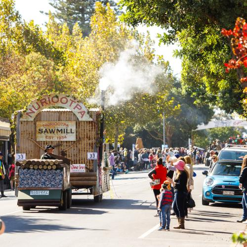 The Barossa Vintage Festival Will Make History As First Parade In Australia Since Pandemic