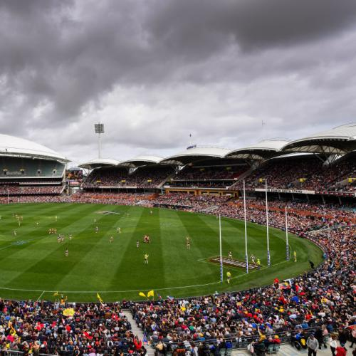 10,000 Tickets Sold In 15 Minutes For AFLW Grand Final At Adelaide Oval