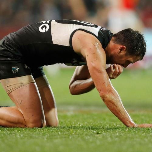 Travis Boak Played Footy For A Year With A 'Broken Back'