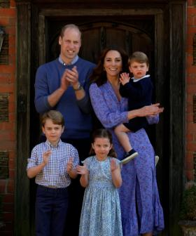 New Adorable Photo Marks Prince Louis' 3rd Birthday