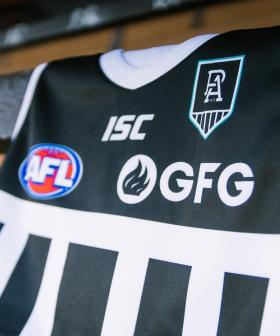 AFL Will Deduct Four Premiership Points From Port Adelaide If They Wear Prison Bar Guernsey In Showdown