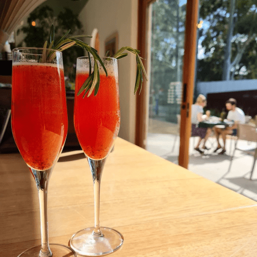 There's A Place Doing Bottomless Bellinis And Beer Every Friday