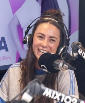 Amy Shark Also Rocks Sneakers On The Red Carpet
