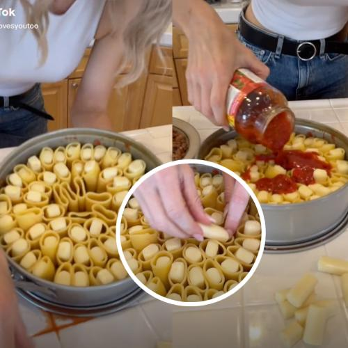 Have You Tried The Viral TikTok HoneyComb Pasta Situation?