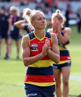 Erin Phillips Will Require Knee Surgery To Determine Her Footy Future